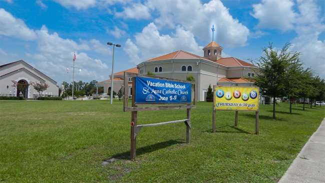 June 12, 2015 - Bingo at St Anne's Catholic Church every Thursday, 630 pm in Ruskin, FL