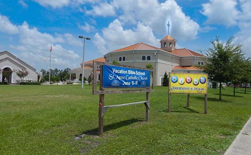June 12, 2015 - Bingo at St Anne's Catholic Church every Thursday, 630 pm in Ruskin, FL