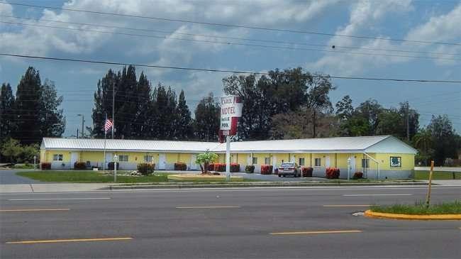 June 12, 2015 - Carol Motel heat and AC, Ruskin, FL