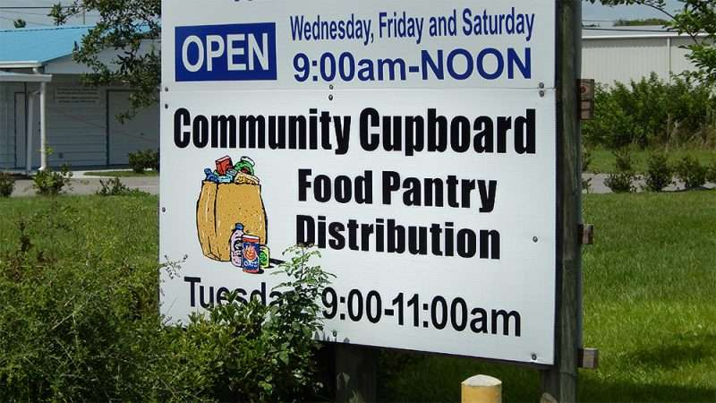 Food Pantry In Ruskin Fl