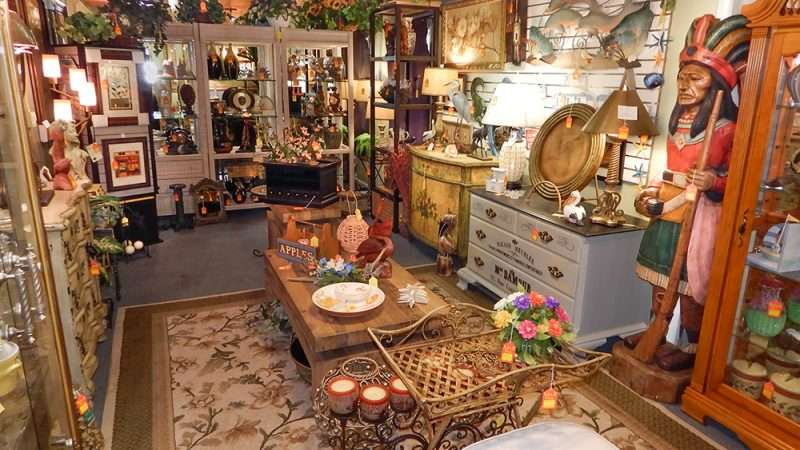 Tuscan alley furniture store in historic 1946 dickman for India online furniture store