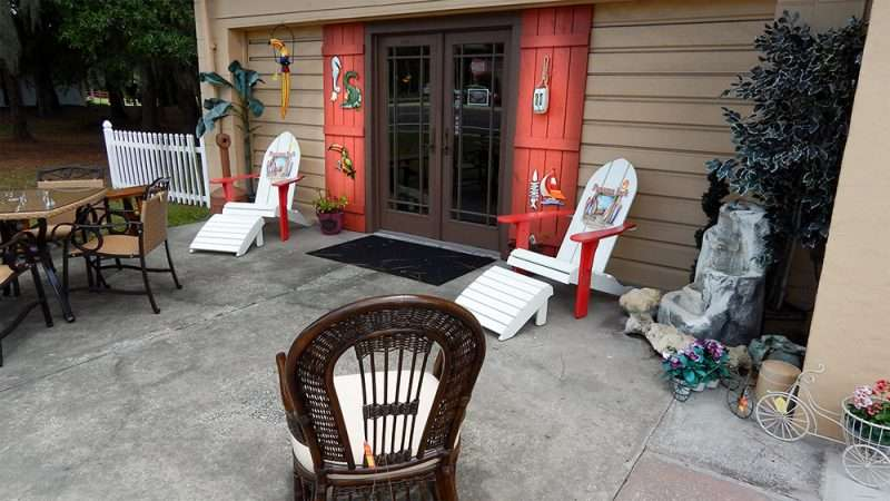 Tuscan Alley Furniture Store In Historic 1946 Dickman Home Ruskin Fl Photo News 247