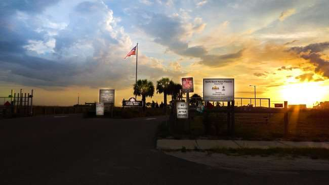 June 22, 2015 - Apollo Beach Nature Park now opened for Summer 2015, SouthShore, FL