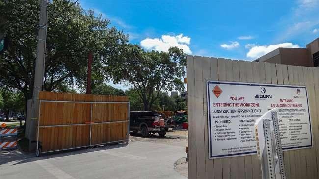 June 23, 2015 - J E Dunn Construction at Brandon Regional Hospital, Brandon, FL