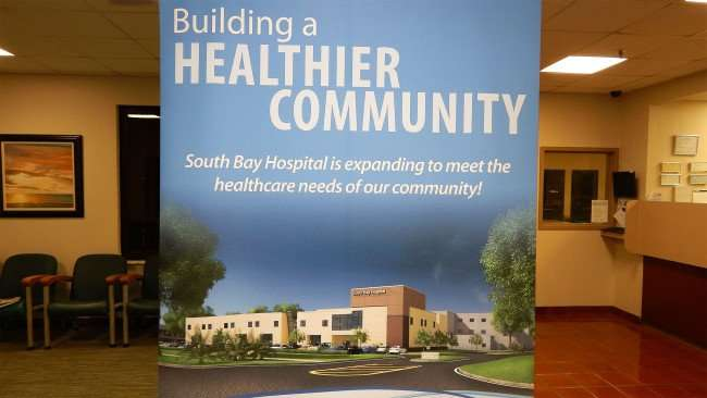 June 4, 2015 - South Bay Hospital expanding to meet healthcare needs in Sun City Center, FL