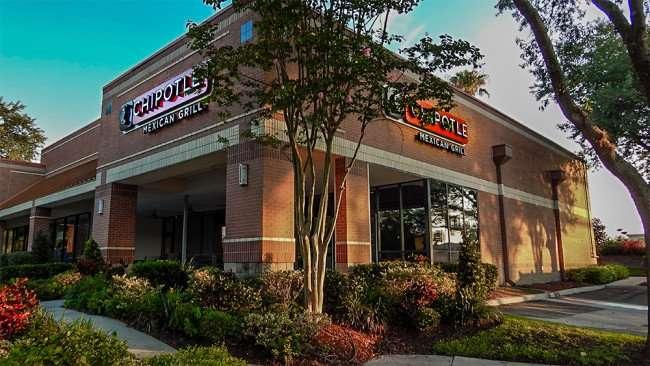 June 7, 2015 - Chipotle Mexican Grill 103 Brandon Town Center Dr, Brandon, FL