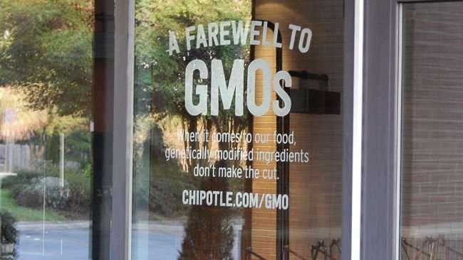 June 7, 2015 - Farewell To GMO at Chipotle Mexican Grill 103 Brandon Town Center Dr, Brandon, FL