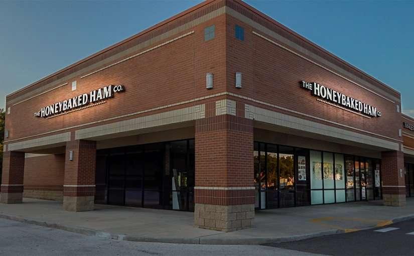June 7, 2015 - Honey Baked Ham Company in Brandon Town Center, Brandon, FL