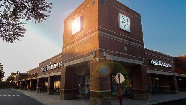 June 7, 2015 - Mens Wearhouse in Brandon Town Center, Brandon, FL