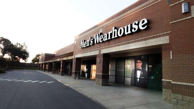 June 7, 2015 - Mens Wearhouse continuos suit sale in Brandon Town Center, Brandon, FL