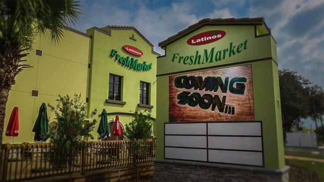 Mar 13, 2016 - Latino Fresh Market coming soon, Valrico, FL/photonews247.com