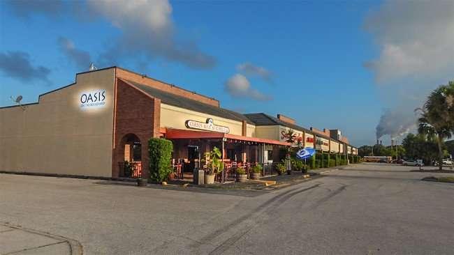 MAY 22, 2015 - Oasis On The Boulavard Restaurant in Apollo Beach, FL