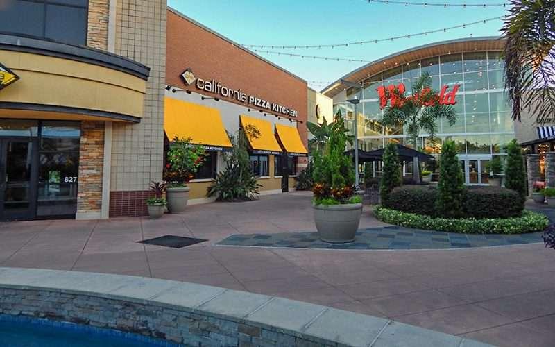 Westfield Mall California Pizza Kitchen