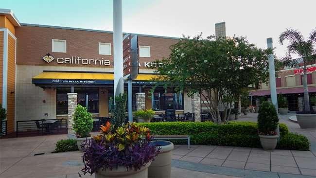 California Pizza Kitchen At Brandon Town Center Brandon Fl