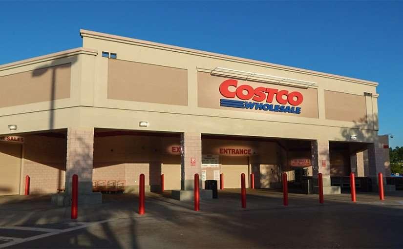 MAY 28, 2015 - Costco Wholesale Warehouse, Brandon, Florida