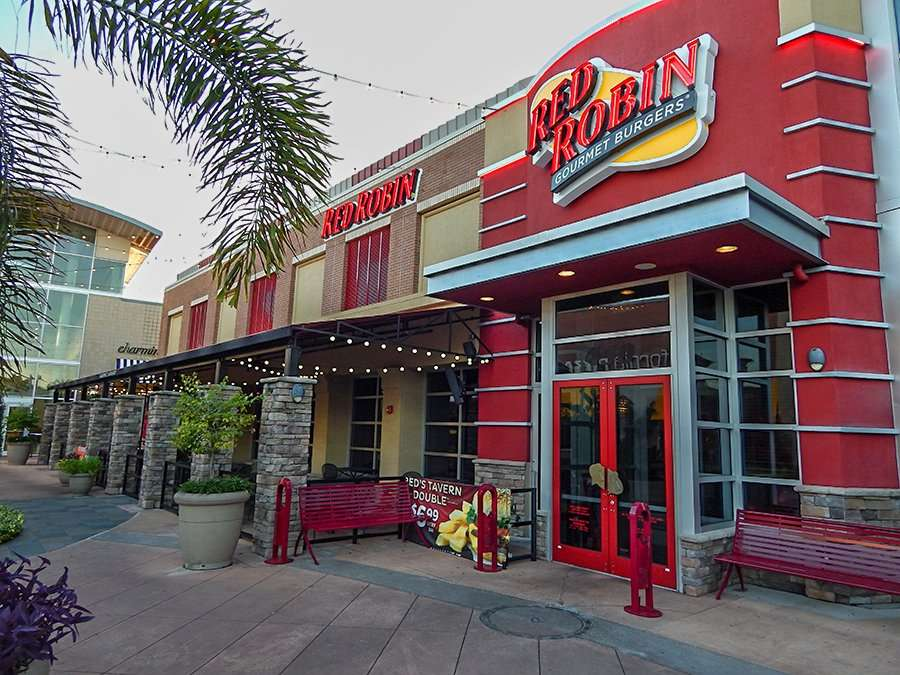 Summary Red Robin Gourmet Burgers And Brews Delivery In Brandon - Us-beer-map-red-robin