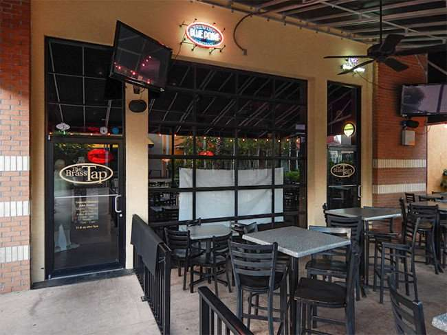 MAY 28, 2015 - The Brass Tap before opening in Westfield Brandon Mall