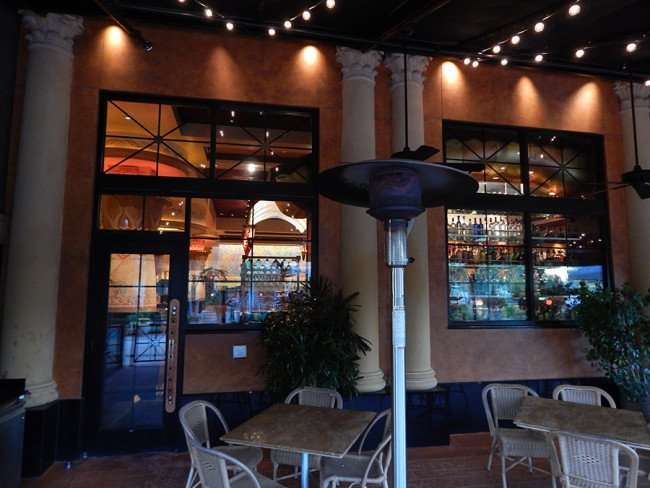 MAY 28, 2015 - The Cheesecake Factory (patio dining) at Westfield Brandon Mall, Brandon, FL