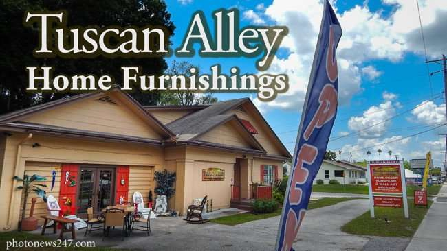 Tuscan Alley Home Furnishings furniture store in Ruskin, FL