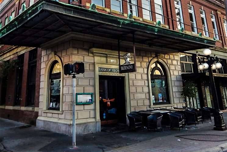 Bernini Italian Restaurant Ybor City Photo News 247