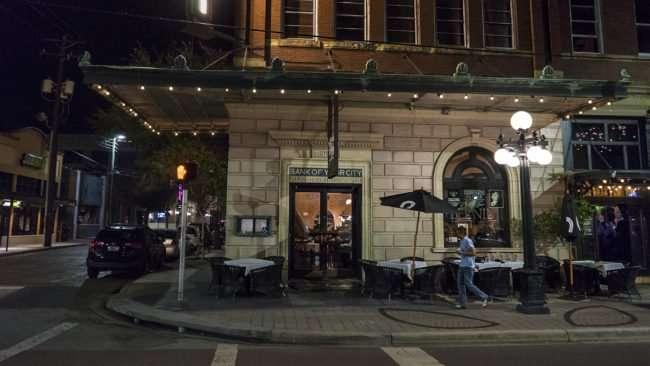 Feb 5, 2017 - Bernini Restaurant sidewalk dining 7th Ave, Ybor City Tampa, FL/photonews247.com