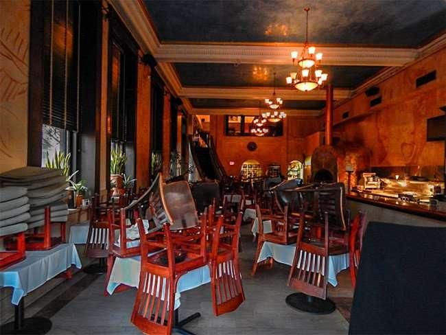 NOV 8, 2015 - Bernini inside dining area in Ybor CIty, Tampa, FL/photonews247.com