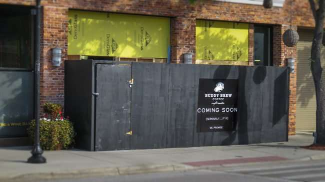 April 10, 2016 - Buddy Brew brick-and-motar coffee shop coming soon to Hyde Park Village/photonews247.com