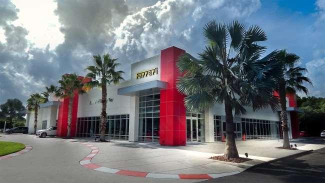 July 14, 2015 - Ferrari of Tampa Bay in Palm Harbor, Pinellas County, FL