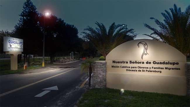 July 3, 2015 - Nuestra Senora de Guadalupe Mision Catolica para Obreros y Families Migrantes, Wimauma, FL