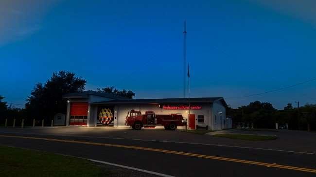 July 4, 2015 - Firehouse Cultural Center in Ruskin, FL
