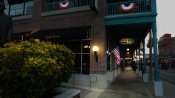 July 5, 2015 - The Brass Tap that's part of Centro Ybor on 7th Ave in historic Ybor City of Tampa FL.