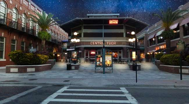 July 5, 2015 - Centro Ybor under the stars on 7th Ave, Ybor City Tampa, FL 2