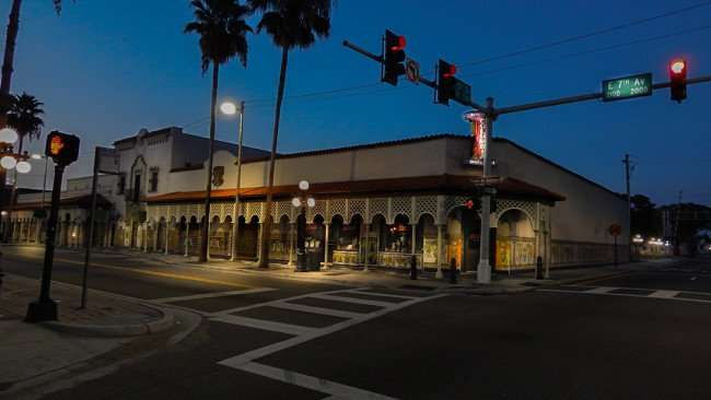 July 5, 2015 - Columbia Restaurant in Ybor City
