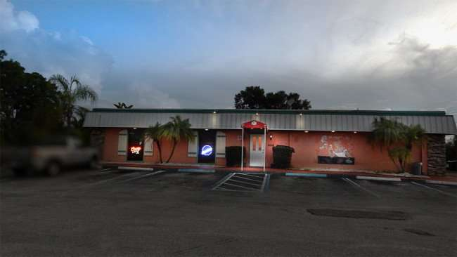 JULY 24, 2015 - MANGO JO'S restaurant and bar smoking allowed, Ruskin SouthShore, FL/photonews247.com