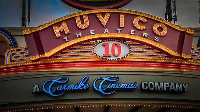 Mar 27, 2016 - Muvico Theatres 10 sign in Ybor City/photonews247.com