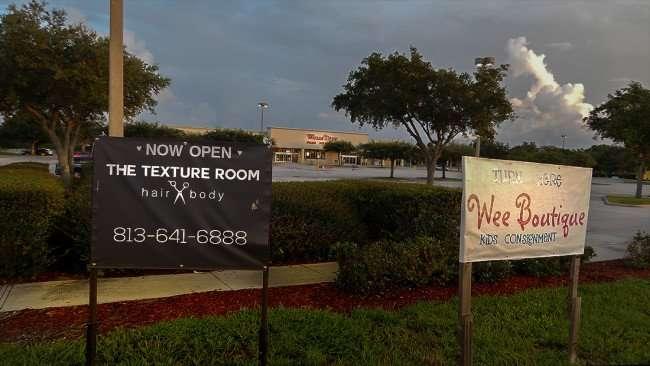 Now Open The Texture Room Hair and Body beauty salon (813) 641-6888, Apollo Beach SouthShore, FL/photonews247.com