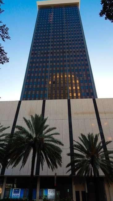 JULY 26, 2015 - Park Tower (BBT Bank) on Ashley, Downtown, Tampa, FL/photonews247.com