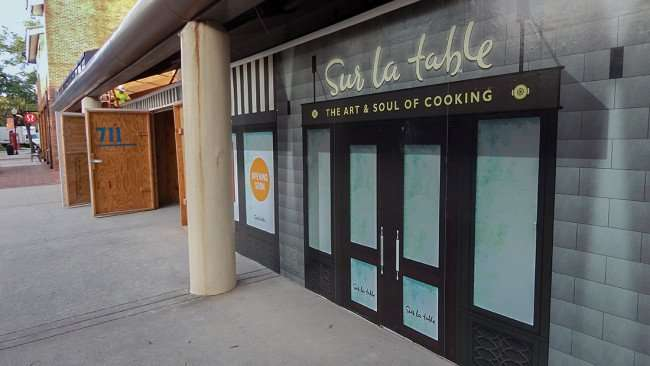 July 14, 2015 - Sur la table being renovated by R E Crawford Construction LLC at 711 S Dakota Ave, Hyde Park Village, Tampa, FL