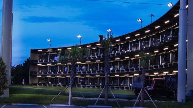 TOPGOLF Tampa driving range in Brandon, Tampa FL