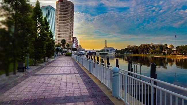 AUG 23, 2015 - Tampa Riverwalk/photonews247.com