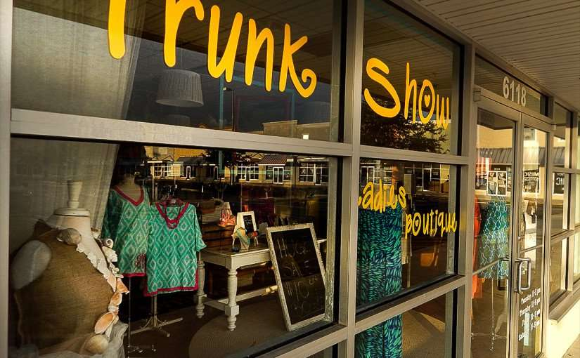 JULY 24, 2015 - The Trunk Show Ladies Boutique for vintage and modern clothing Apollo Beach Southshore, FL/photonews247.com