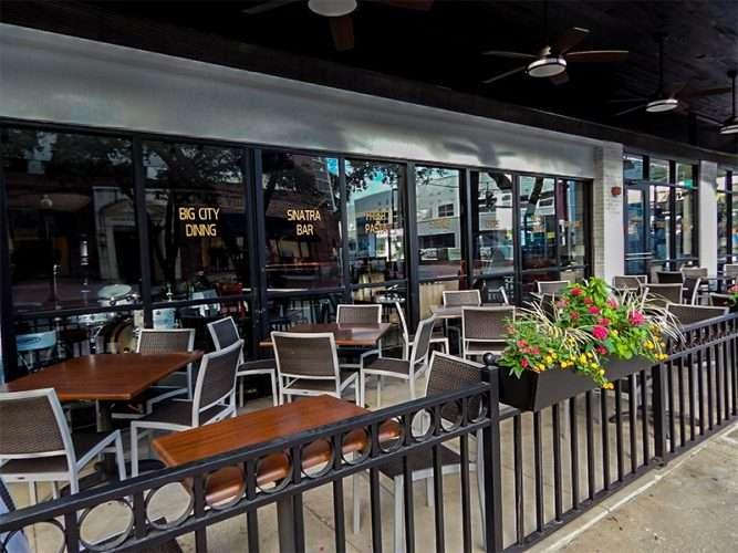 NOV 8 2015 u2013 Timpano Restaurant features dining outside with canopy on patio along sidewalk Hyde Park Village T&a FL/photonews247.com ... : canopy hyde park - memphite.com