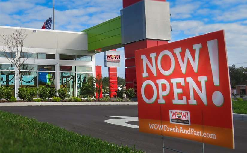 DEC 6, 2015 - Wow Fresh and Fast restaurant Now Open, N Dale Mabry Hwy, Tampa, FL/photonews247.com