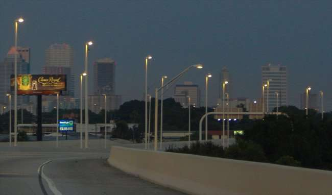 AUG 23, 2015 - Hwy 275 to Downtown Tampa, FL/photonews247.com