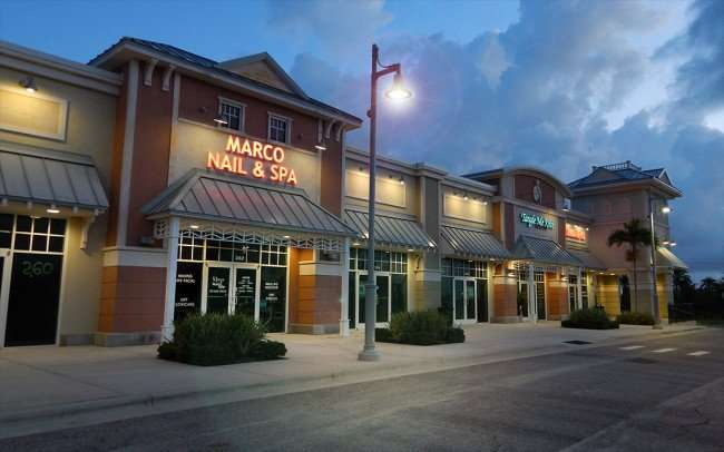 AUGUST 7, 2015 - Marco Nails Salon & Spa in MiraBay Village Shopping Center, Apollo Beach SouthShore, FL/photonews247.com