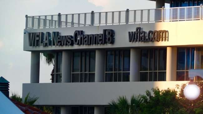 JULY 26, 2015 - WFLA News Channel 8 Studio in Downtown Tampa, FL/photonews247.com