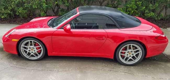 2010 Porsche For Sale 58,000