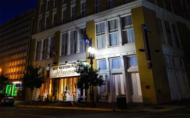 SEPT 14, 2015 - Best Western Plus St Christoper Hotel, New Orleans/photonews247.com