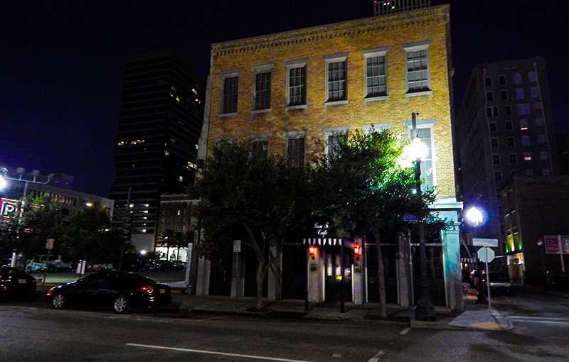 SEPT 14, 2015 - Bon Ton Cafe Restaurant, New Orleans, LA/photonews247.com