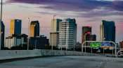 AUG 23, 2015 - City of Tampa from Hwy 275/photonews247.com